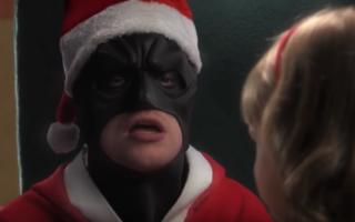Batman en películas clásicas: versión navideña