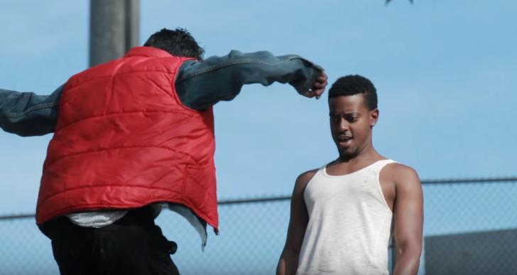 ¿Cómo reaccionarías si vieras una hoverboard de verdad?