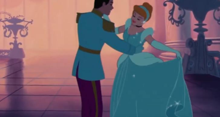 Una recopilación de escenas de baile animadas