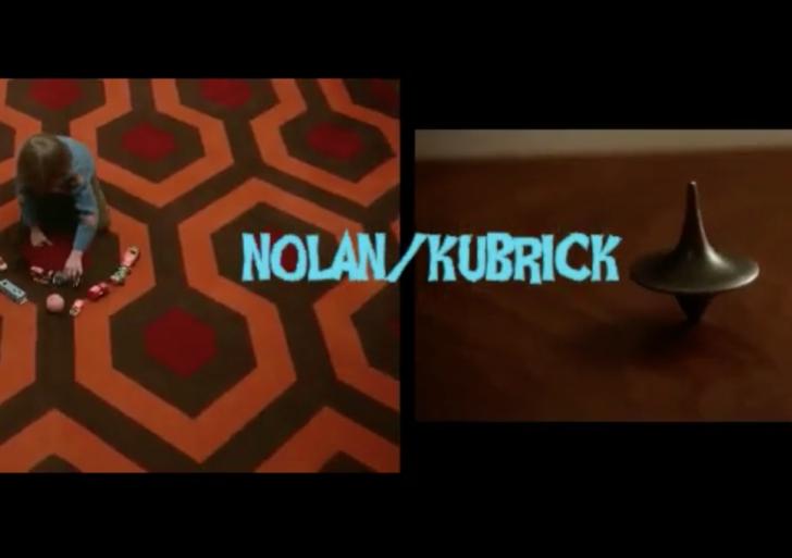 Un tributo al cine de Christopher Nolan y Stanley Kubrick