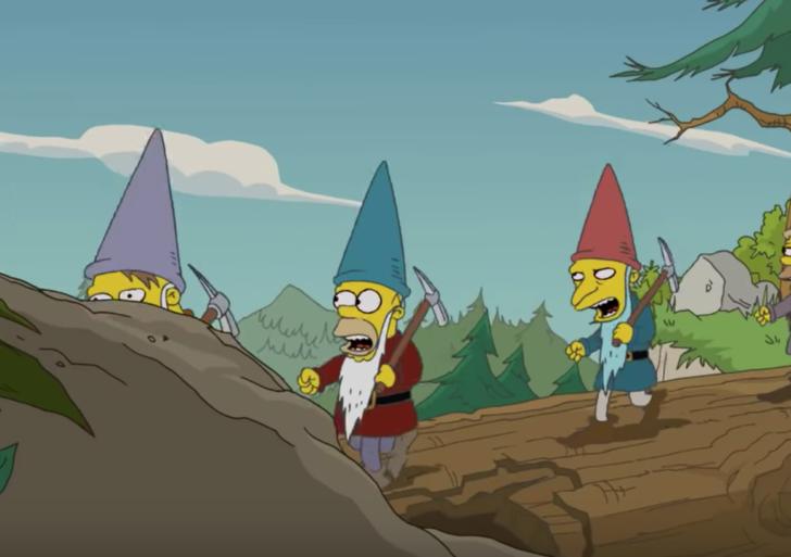 Las mejores referencias a Disney de Los Simpson
