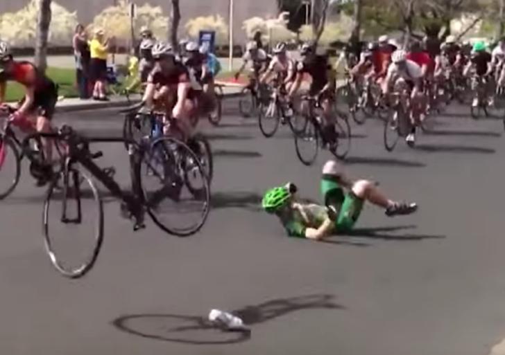 Atletas y deportistas fallando en lo que mejor hacen