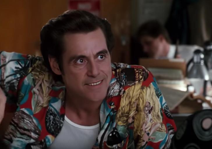 Si Al Pacino hubiera sido Ace Ventura hubiera sido otra película totalmente