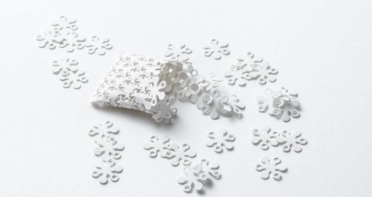 Estas figuritas pueden ser unidas para crear casi cualquier objeto