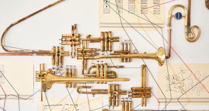 Esta obra emite sonidos distintos cada que la tocas