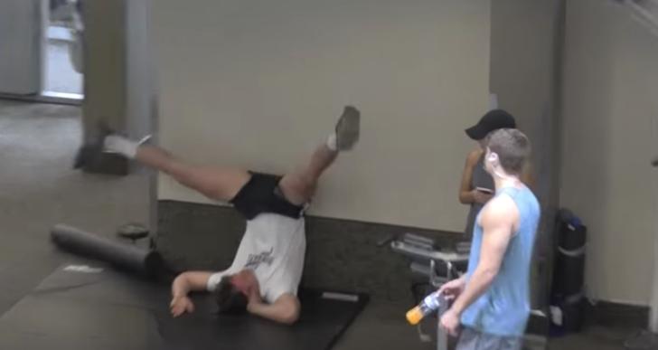 Estos son unos ejercicios realmente extraños