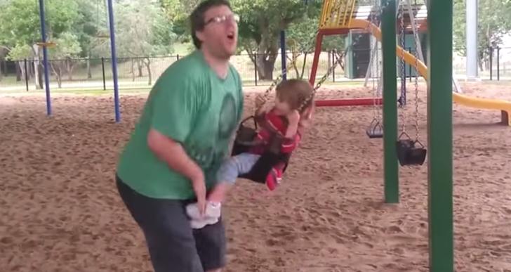 Estos son los padres más torpes del mundo