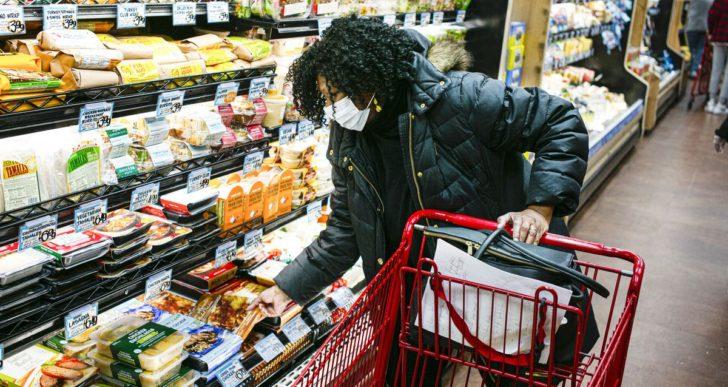 Mitos sobre hacer tus compras en el super durante la pandemia