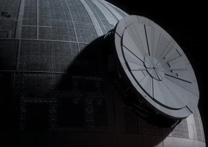 Maravíllate con este time-lapse de la creación del Death Star