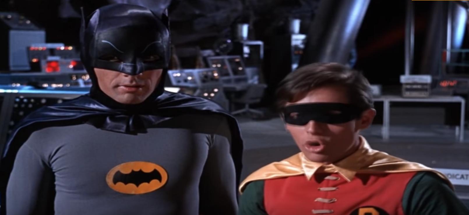 Una colección de momentos que se usa la frase célebre de Robin en el cine