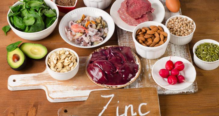 7 alimentos con más zinc que los suplementos