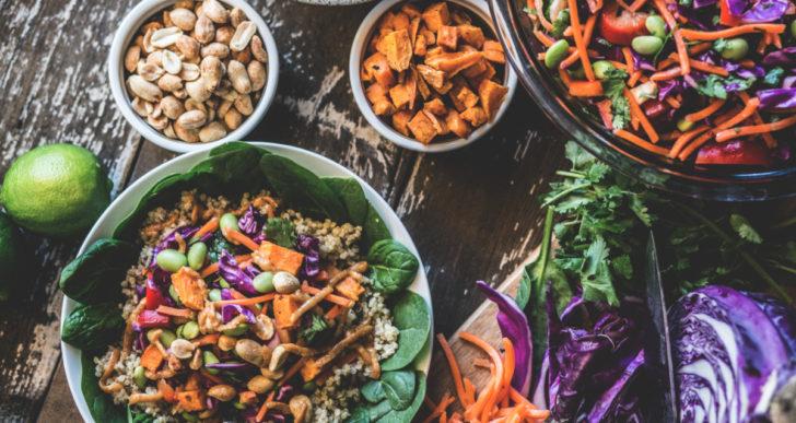 Ideas equivocadas que chance tienes de los alimentos a base vegetal