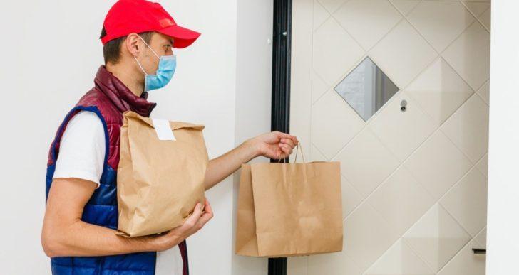 ¿Es seguro pedir comida a domicilio durante cuarentena?