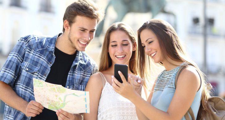 5 apps ideales para hacer nuevas amistades