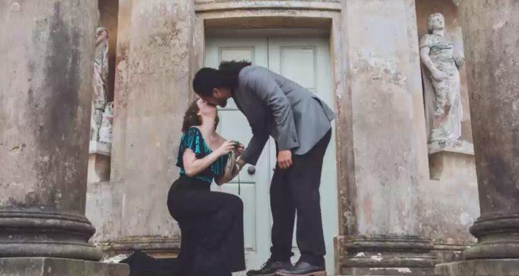 Cómo proponerle matrimonio a tu novio en vez de esperarlo