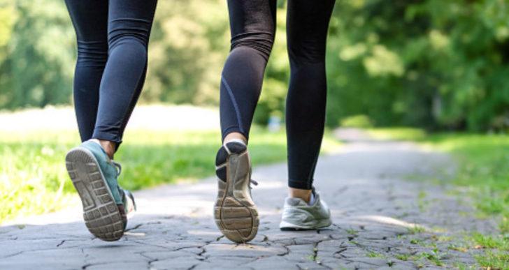 ¿Caminar cuenta como hacer ejercicio?