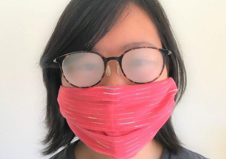 Cómo evitar que se te empañen los lentes por el tapabocas