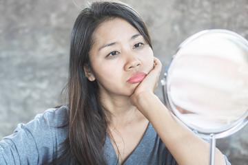 ¿Puedes bajar de peso únicamente en la cara?