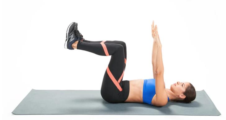 Este simple ejercicio ayudará a que veas resultados más rápido