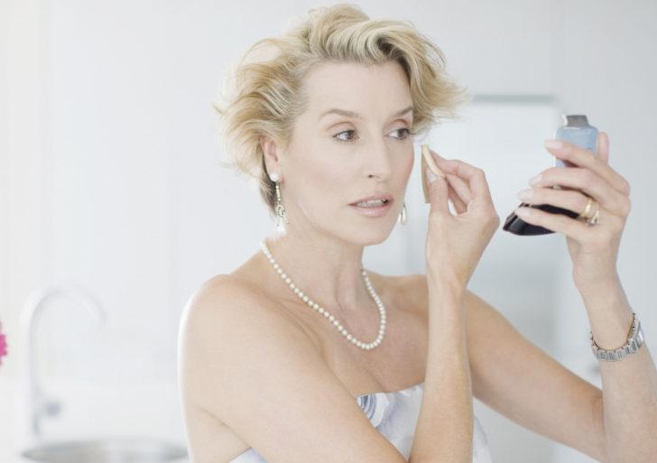 Consejos para maquillarte cuando eres mayor