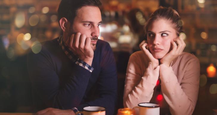 Cómo saber cuando no es material para una segunda cita