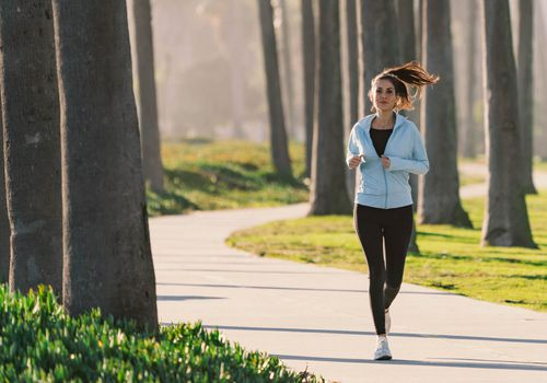 Los beneficios de tener el hábito de salir a correr