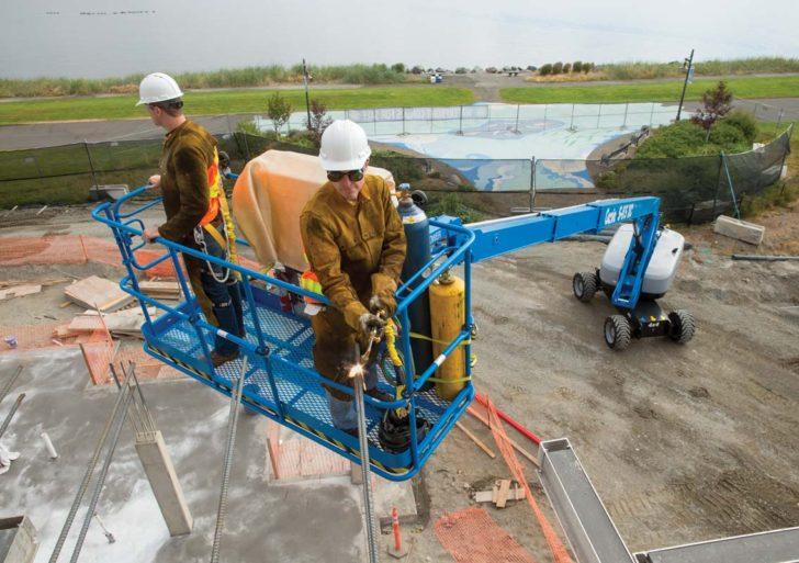 Normas básicas de seguridad al utilizar plataformas de elevación