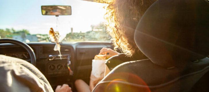 Los mejores alimentos para cualquier road-trip