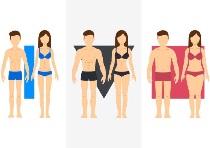 ¿Qué tiene que ver tu tipo de cuerpo con tu entrenamiento?