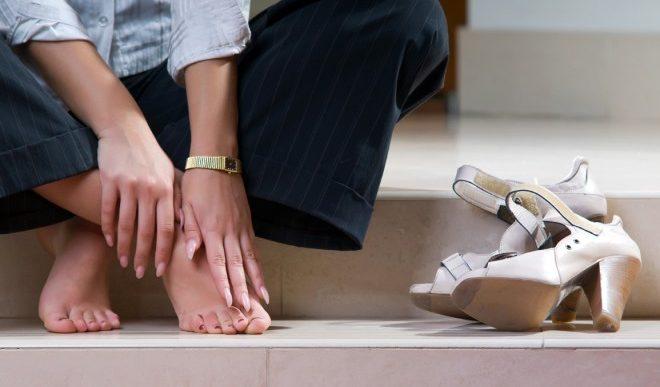 Cómo aliviar los calambres en los dedos de tus pies
