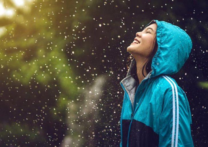 Cómo acampar en la lluvia sin pasarla mal