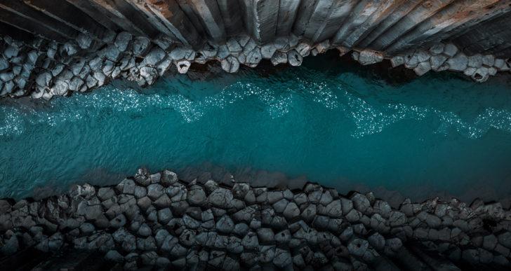 Impactantes fotos de los terrenos rocosos de Islandia por Jan Erik Waider