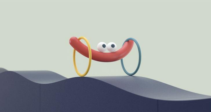 SMILE: una montaña rusa de emociones con personajes animados