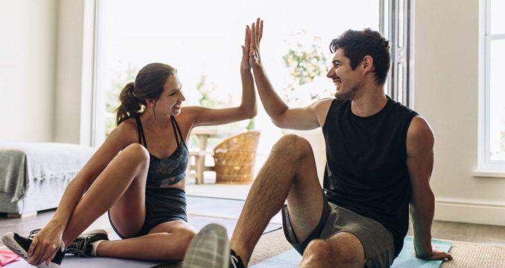 Cómo el ejercicio te puede volver una mejor pareja
