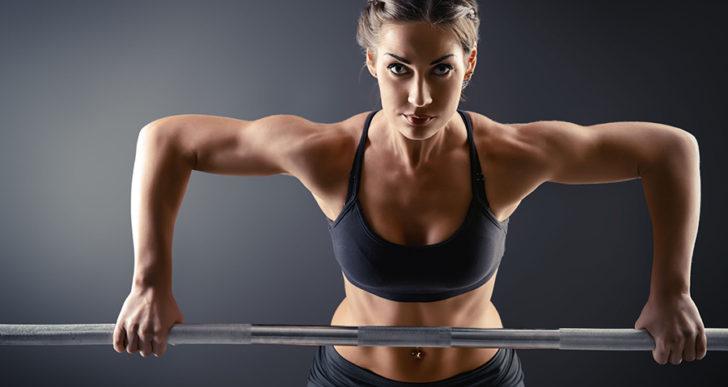 Más pesado no siempre es lo mejor para levantar pesas