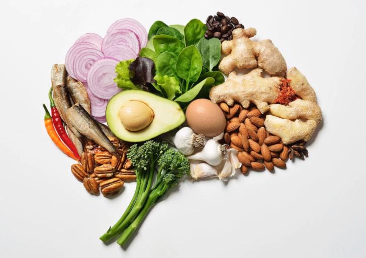 La importancia de la comida para tu cerebro