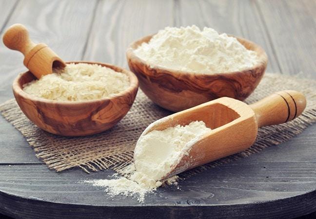 5 de las mejores alternativas para la harina