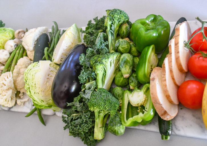 10 verduras que puedes disfrutar con la dieta keto