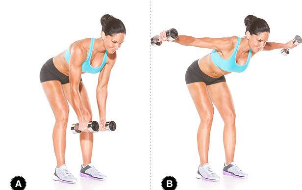 3 ejercicios corporales para tu espalda