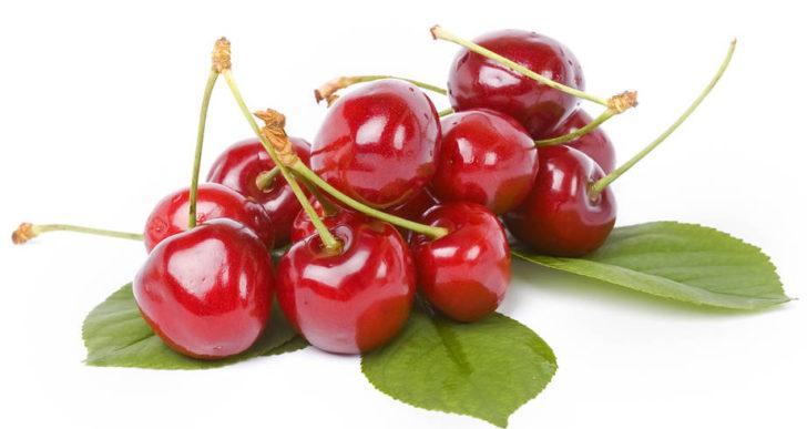 5 beneficios que no conocías de las cerezas