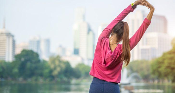 Algunos beneficios que sentirás cuando te estires más