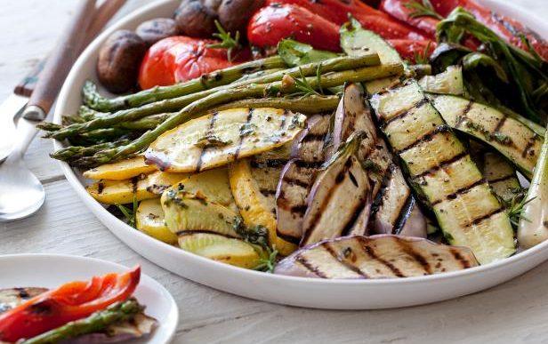 Pon estas verduras a asar en tu próxima carne asada