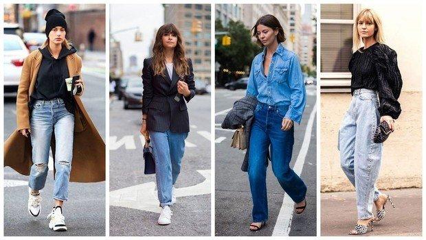 Los mejores jeans cómodos para tu estilo relajado