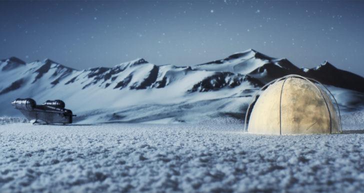 Los cortos de Clemens Wirth exploran paisajes de otro mundo