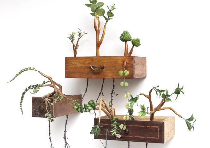 Objetos caseros imprácticos por Camille Kachani