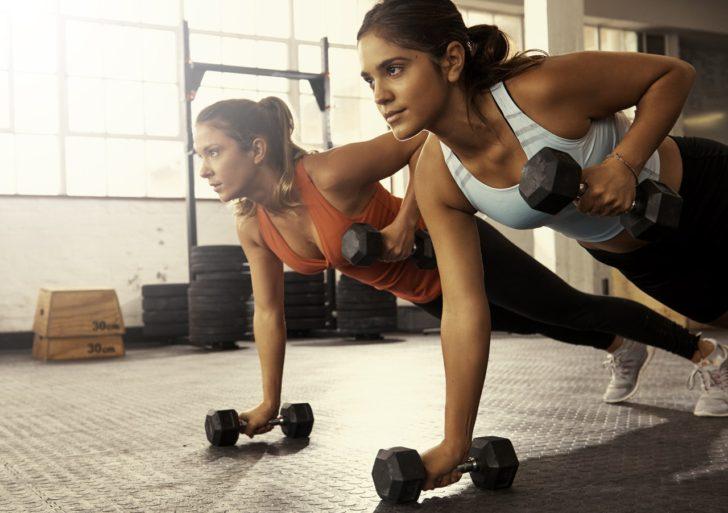 ¿Podría un entrenamiento de 4 segundos super intensos bastar como ejercicio?