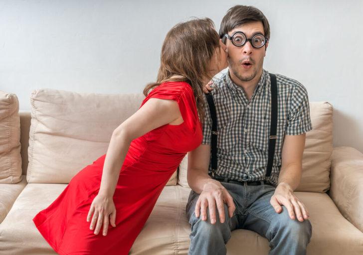 Cómo hacer que un hombre tímido de el primer paso