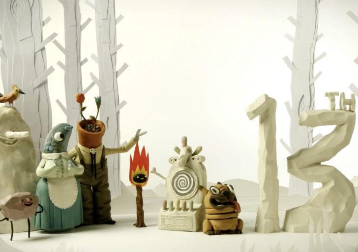 Esta extraña animación arranca el 13º festival de stop motion de Montreal