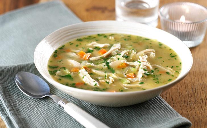 Alimentos ideales para comer cuando te enfermas de la garganta